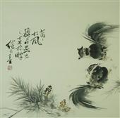 0261 刘继卣 潇潇松风