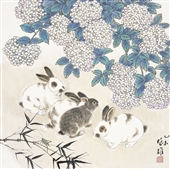 0126 方楚雄 兔子