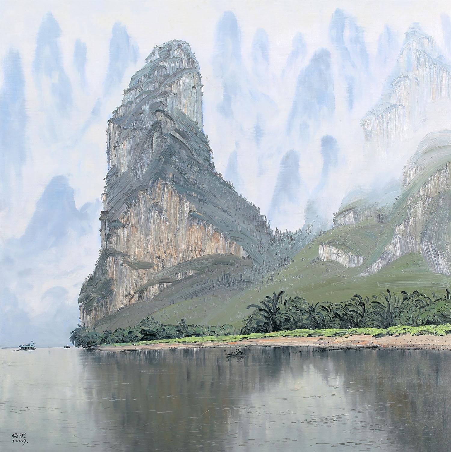 杭州最美风景 山水 春天
