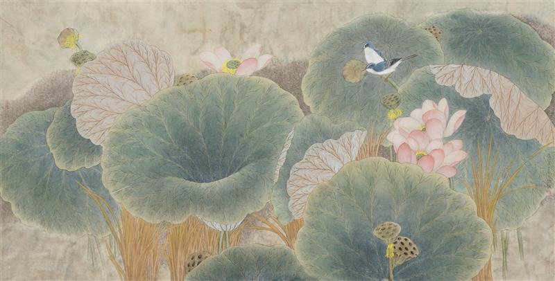 【教程】中国工笔花鸟绘画步骤讲义
