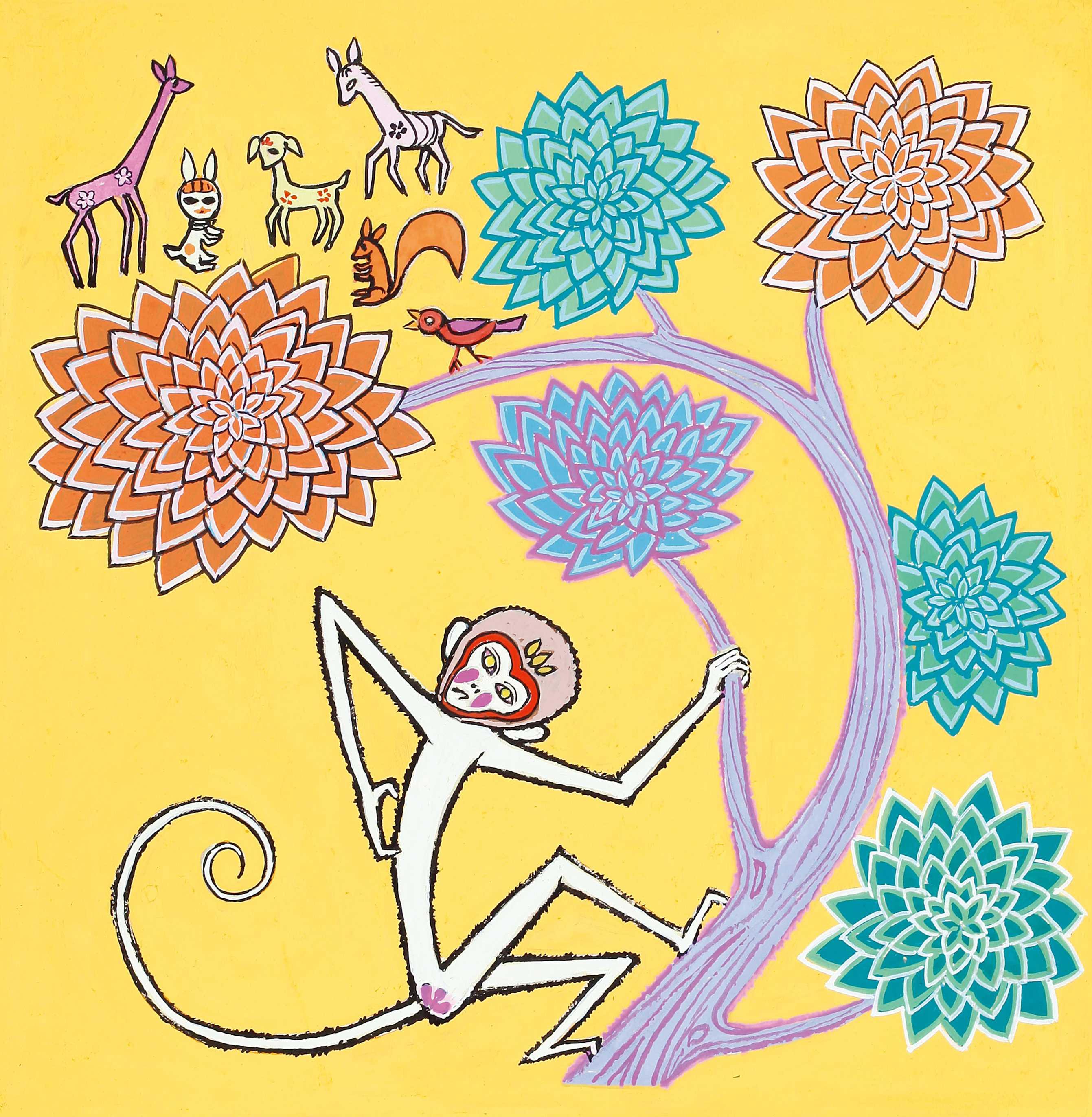 颜复兴-《我和她》《小猴欢欢》《一只小猴》连环画原稿作品拍卖预展,颜复兴作品拍卖估价,中鸿信国际2015春季拍卖会追梦童真新中国连环画、年画原稿颜复兴-《我和她》《小猴欢欢》《一只小猴》连环画原稿预展,中鸿信艺术品拍卖会网上预展-拍卖预展-六九艺术网拍卖频道
