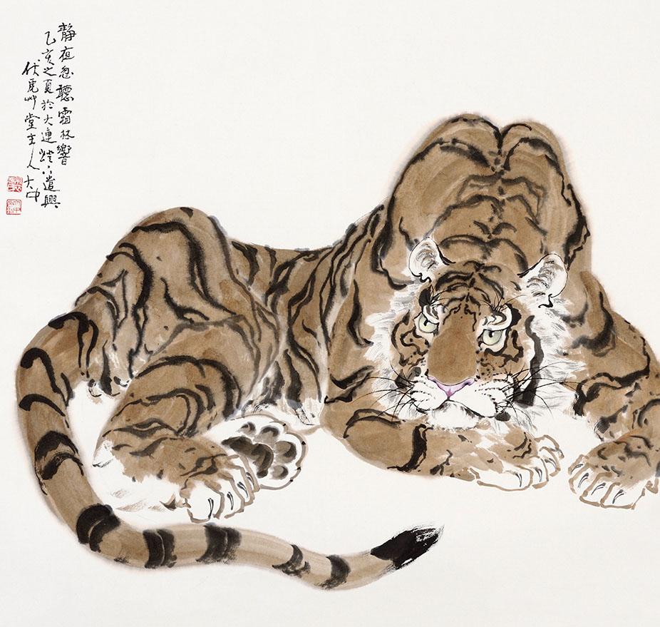 壁纸 动物 虎 老虎 桌面 926_879