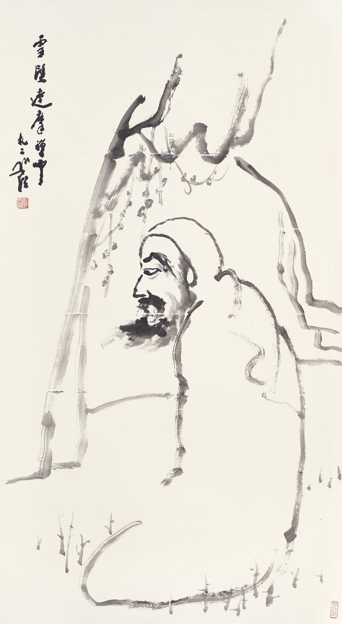 >南京经典2016秋季拍卖会>禅画宗师——圆霖法师书画专场>正文