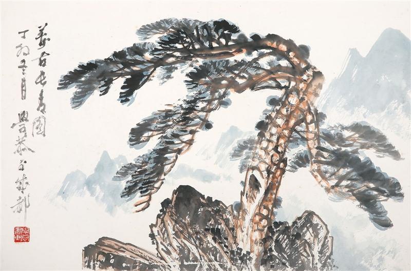 描写松树的诗句古诗
