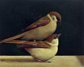 2761 刘野 鸟上鸟