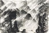 0153 吴一峰 夔门风雨